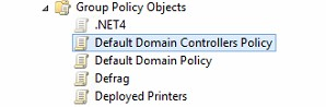 how to open group policy management console server 2012